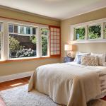 Master Bedroom of a home in Seattle WA
