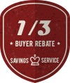 Buy a Seattle Home and Receive a 1/3 Commission Rebate