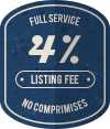 List your Seattle Home for 4% Total Commission